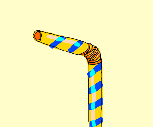 Tip of the Straw