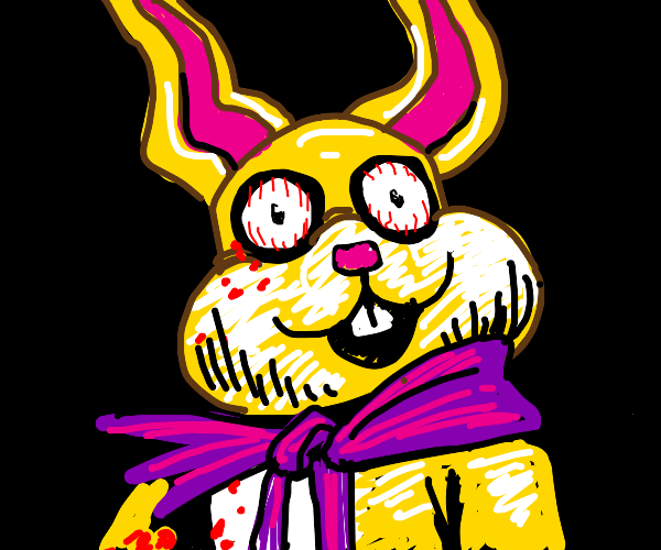 Lucky The Rabbit (Dark Deception)