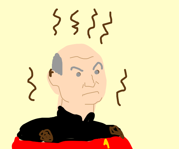 Dirty Uncle Picard