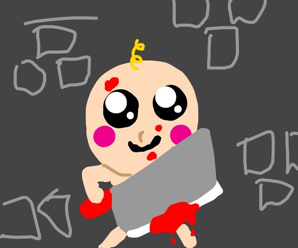 Murderer baby