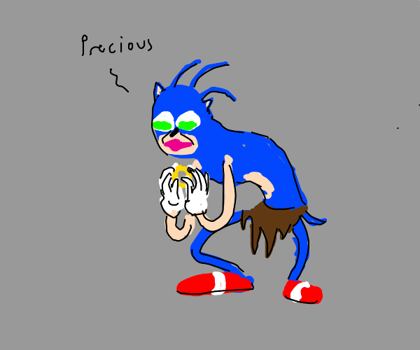 Sonic Golem