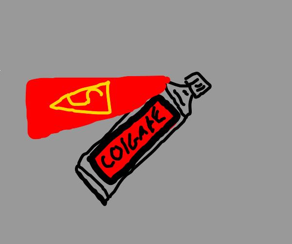 Colgate is our savior