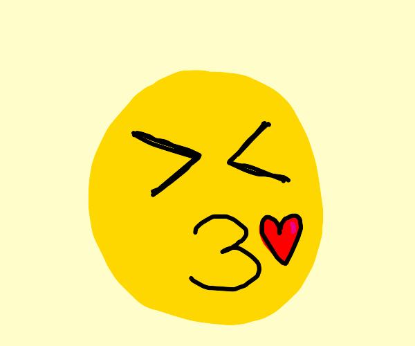 Your favorite emoji mashup