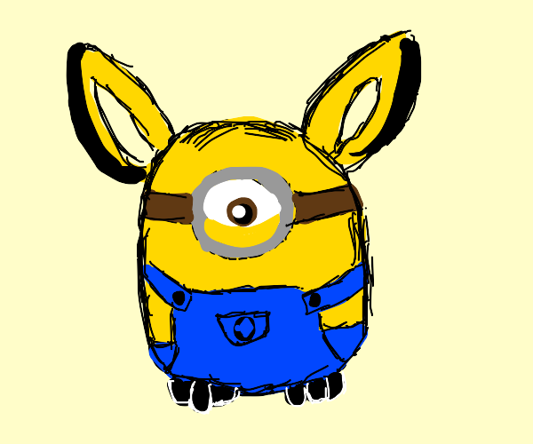 Furby minion
