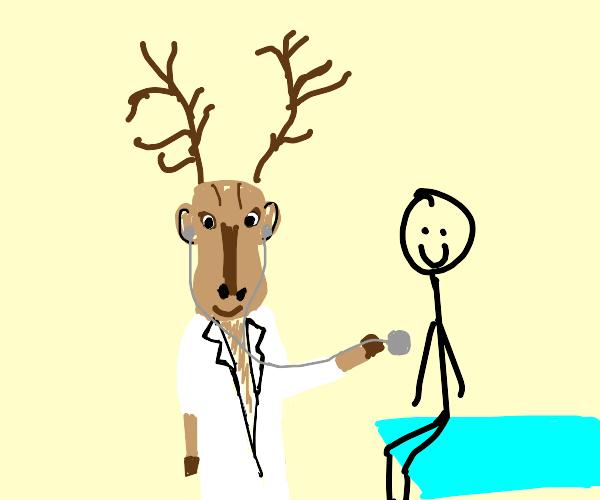 Dr. Reindeer