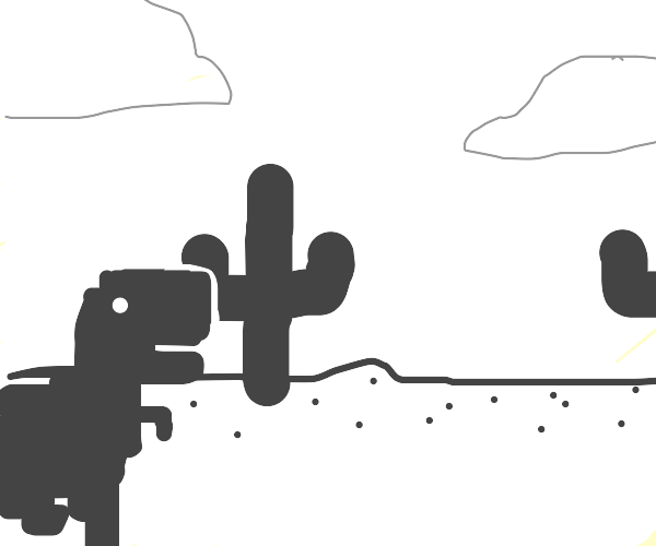 Dino Run Chrome