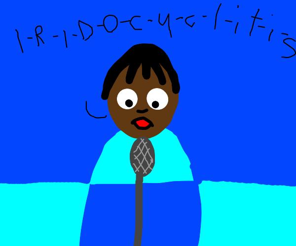 Iridocyclitis ?
