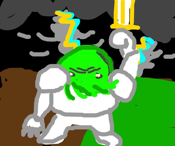 Cthulhu the knight