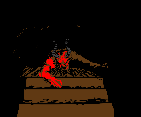 Demon from the Attic