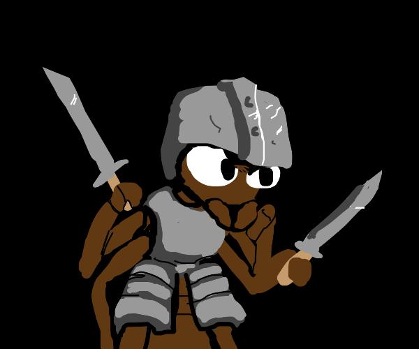 Warrior ant