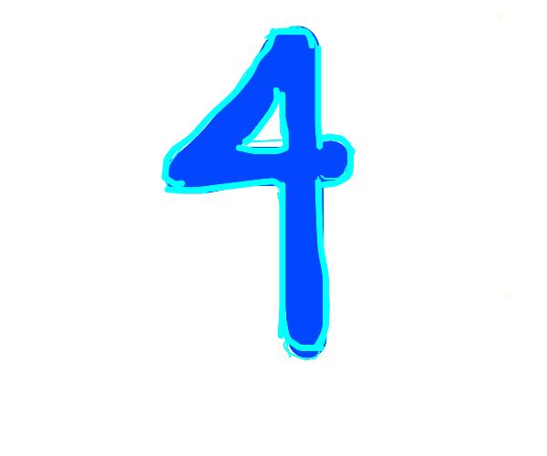 Blue 4 :/