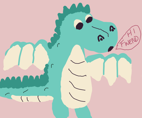 dragon that might have a lisp