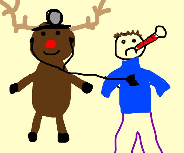 Reindeer Doctor