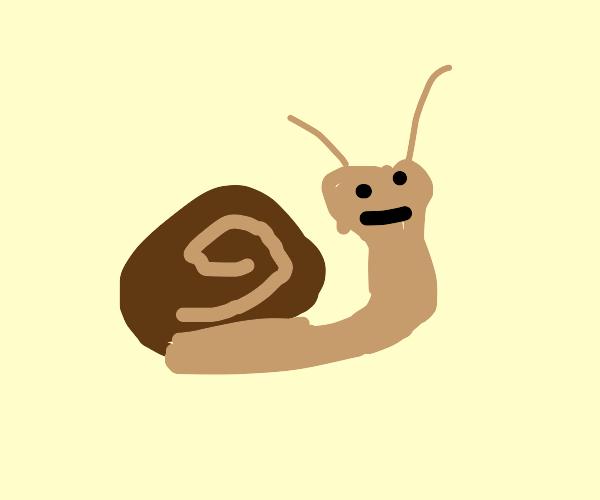 A snail within a snail