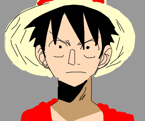 Pissed off one piece guy