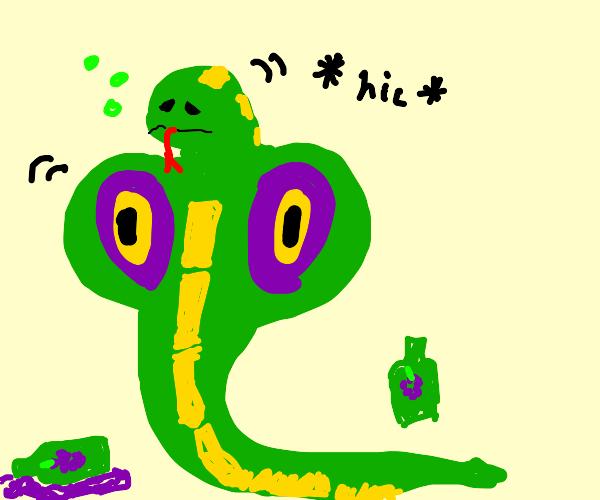 Drunk Cobra