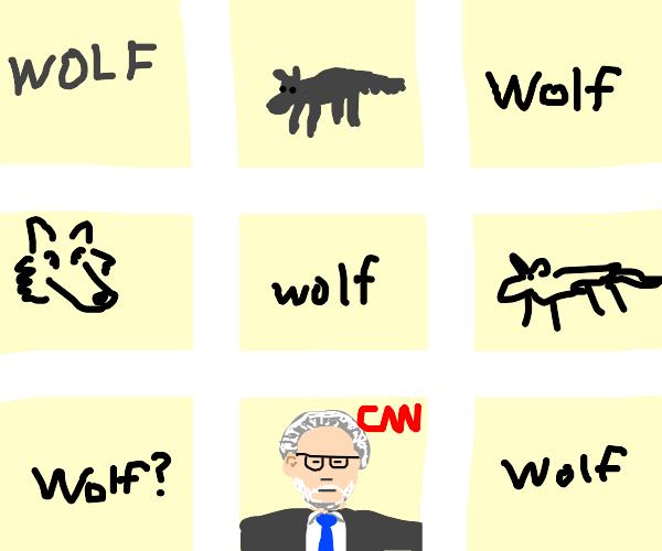 Wolfception