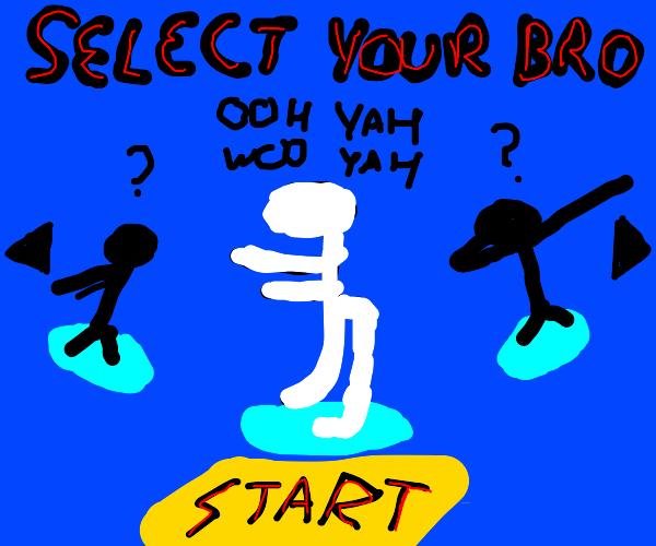 Select you Character