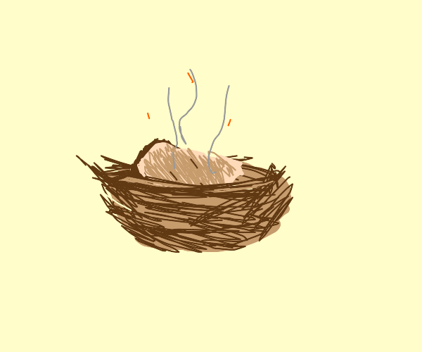 Toast in a Nest