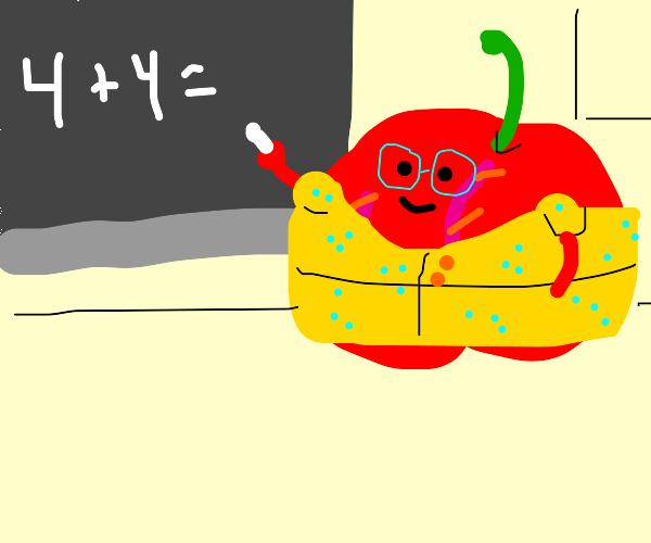 Cherry Teacher