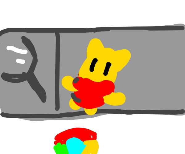 Googling Winnie the Pooh