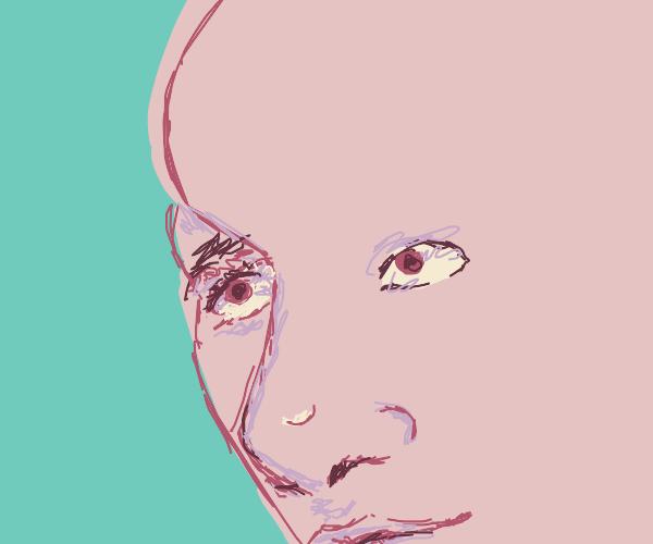 photorealistic dude