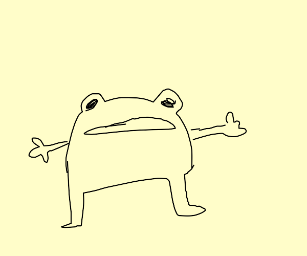 frog thing