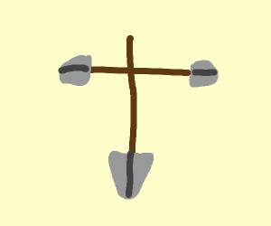 shovel (T POSING)