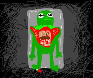 autopsy on kermit