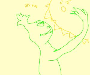 how the grinch stole the sun