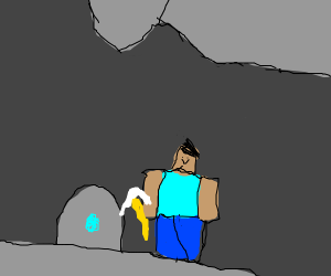 Mining diamonds