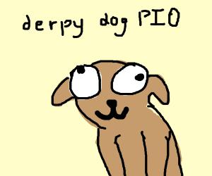 Derpy Dog (PIO)