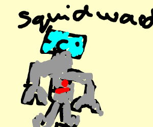 Squidward Future