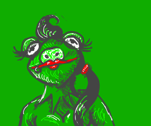 Kermit's Teenage Daughter