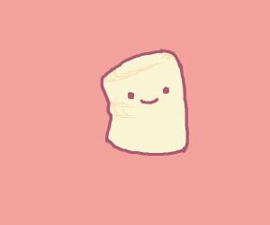 Marshmallow  happier