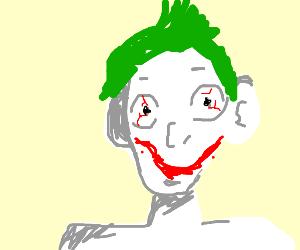 a woke joker