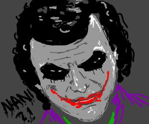 Joker saying NANI?!