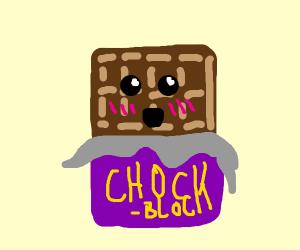 kawaii chocolate