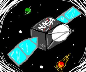 NASA in Space