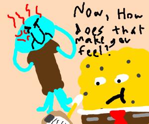 psychiatrist spongebob