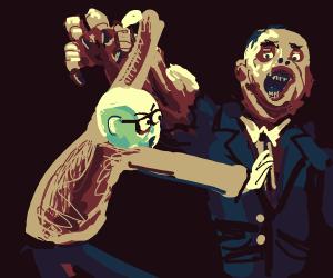 Chevic vs Monster Man