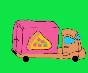 Pizza cargo