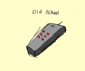 Old School Remote