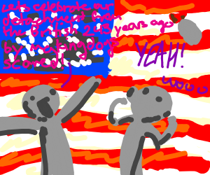 Americans today on Drawception