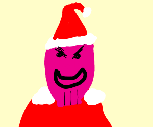 Santa Thanos