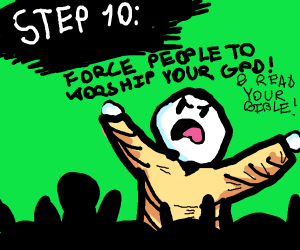 Step 9: Create your own god and bibble!