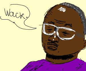 hannibal buress saying wack meme
