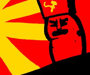 Communist potato