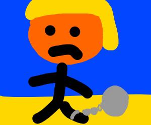 Orange people should drown