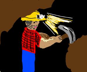 Buff miner
